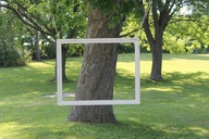 Rustic Picture Frame Photo Booth