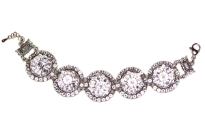 Paula Hall Designs Crystal Bracelet $139.95 RRP