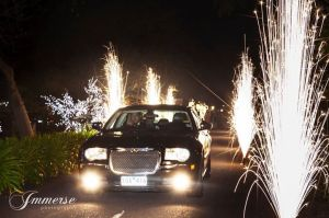 fireworks shot