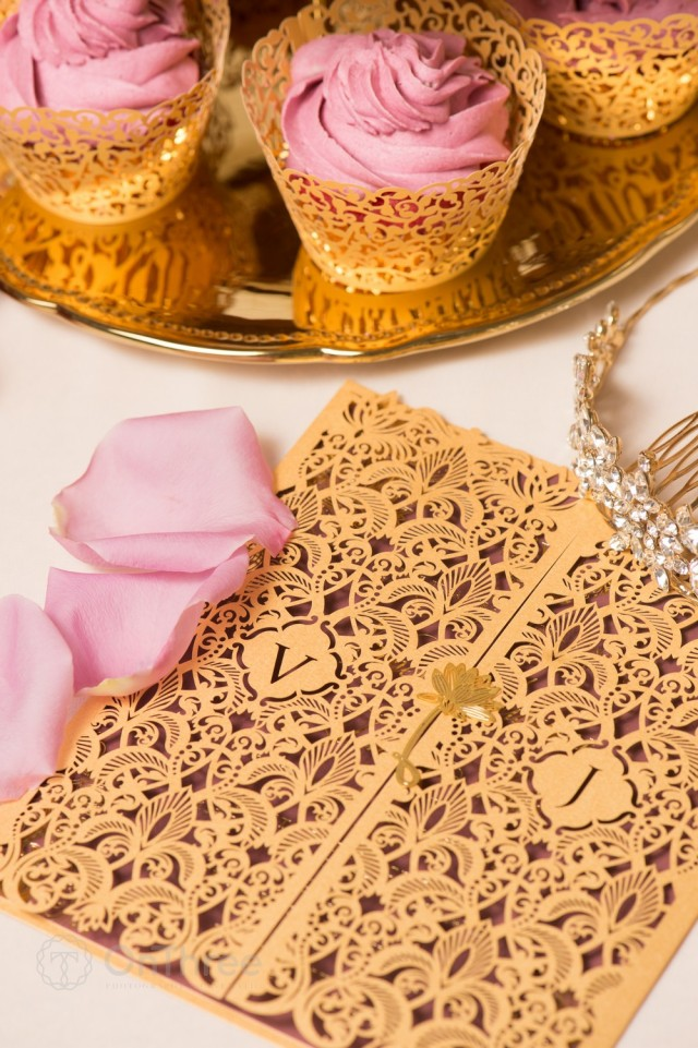 Vanessa Williams Wedding Invitations by Giant Invitations